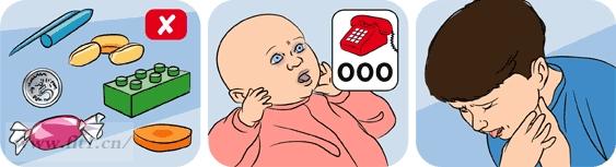孩子异物窒息怎么办