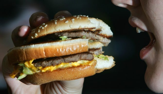 高脂肪饮食