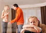 家庭冲突会损害孩子的大脑发育
