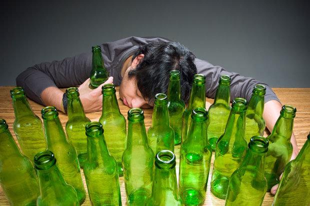 狂饮年轻人越来越多